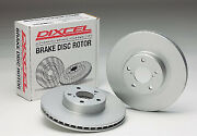 Dixcel Disc Rotor Type Pd 1587940-pd [compatibility List In Desc.]