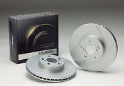 Dixcel Disc Rotor Type Sd 0514797-sd [compatibility List In Desc.]