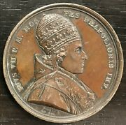 The1st Empire - Visit Of Pope Pie Vii To The Mint - 1805