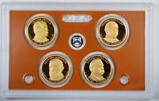 2012 United States Presidential Proof Set No Box Or Coa