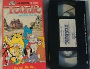 Foofur And His Friends Vhs 1988 Hanna-barbera Just For Kids 60mins Vintage 80s
