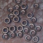 New Pack Of 25 Valve Guide Seals For Harley Davidson Motorcycles Kl1400 Hd