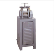 220v/1.5p Electric Rolling Mill For Jewelry Gold Making, Jewelry Roll Machine
