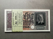 Germany/occupied Territories Ww Ii 50 Reichmark1940-45,20 Banknotes