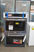 Frigidaire Fget3065pd 30 Black Stainless Double Wall Oven Nob 24604 Mad
