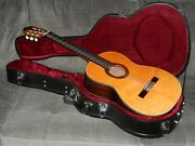 Made In 2015 - Takamine 310 - Sweet And Powerful Classical Guitar With Hard Case