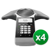 Yealink Cp920 Conference Phone W/ Built-in Bluetooth 4.0 4 Pack