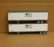 Walthers Ho 2 Totem Ocean Trailer Express 45 Ft Trailers