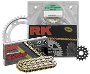 Rk Excel O.e.m. Replacement Chain And Sprocket Kits 4072-150e