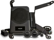Alpine Pss-23wra Restyle Speaker System For Select Jeeps