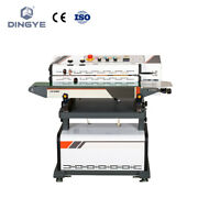 Stainless Steel Lf1080 Air Suction Continuous Band Sealer