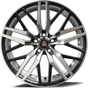 Alloy Wheels X 4 20 Bpf Axe Ex30 For Vw Transporter T5 T6 Amarok Touareg
