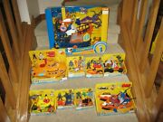 Fisher Price Imaginext New Ultimate Set Ocean Deep Sea Mission Boat Sub Command