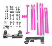 Fits Jeep Wrangler Tj Hot Pink Suspension Lift Kits  Made In Usa J0046863