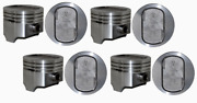 Standard Bore Dish Pistons Set For 1977-1993 Ford 5.8l 351 351w Windsor