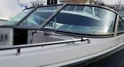 Windshield Taylors Made Dot134 As2 Cobalt Boat 1988 22 Ft Bow Rider