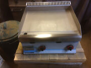 Dosilet Catering Trailer Griddle - 600 X 600 - 20mm Thick Stainless Steel Plate