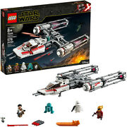 Lego® Star Wars™ Episode Ix - Resistance Y-wing Starfighter™ 75249 [new Toy] B