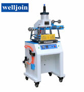 New Zy-819d Pneumatic Heat Stamp Machine Large Area 2030cm