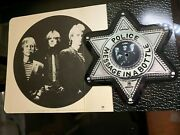 The Police - Rare Message In A Bottle Promo Picture Disc W/ Unreleased B - 1980