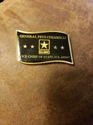 General Pete Chiarelli Vice Chief Of Staff Us Army Challenge Coin