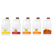 Tea Zone Premium Concentrated Fruit Syrup 64 Oz 25 Flavors