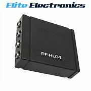 Rockford Fosgate Rf-hlc4 4-channel High To Low-level Converter