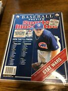 April 5, 2004 Kerry Wood Chicago Cubs Sports Illustrated No Label Jim Thome Flap
