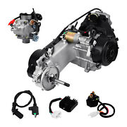 Gy6 4 Stroke 150cc Scooter Motorcycle Atv Dirt Bikes Engine W/ Kick Start Lever