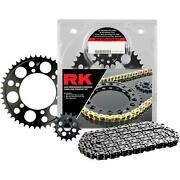 Rk Excel O.e.m. Replacement Chain And Sprocket Kits 1102-060e