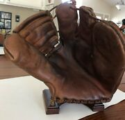 Stan Musial Rawlings Early 1950's Personal Model Playmaker Baseball Glove