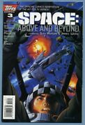Space Above And Beyond 3 1996 Roy Thomas Yanick Paquette Ken Steacy Topps Comics