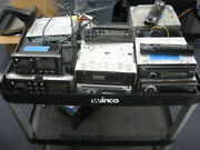 Lot Of Marine Stereo Units For Parts - Pioneer Jensen Sony Alpine