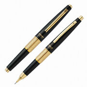 2019 Pentel Kerry Mechanical Pencil Limited Gold From Korea W/case P1035-xad