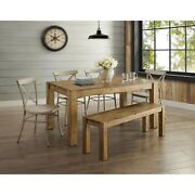 Rustic Dining Room Table Set Farmhouse Kitchen Tables And Chairs Sets For Six