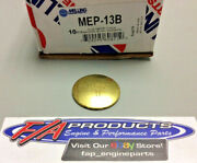Melling Mep-13b Brass 1-1/2 Engine Freeze Out Expansion Convex Disc Type Plugs