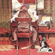 Norman Rockwell Famous Artwork Cleaning Cloth Andquottaxesandquot