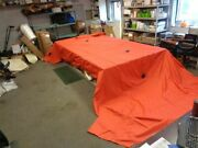Sweetwater 250 Pontoon Cover Red 338 X 96 Marine Boat