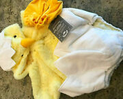 Nwt Sold Out 2019 Pottery Barn Kids Baby Egg Chick Costume 6-12 Months