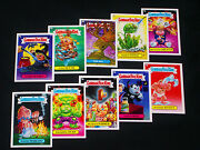 Garbage Pail Kids 2013 Brand New Series 2 Complete B Base Set 73 Cards Nm Bns2