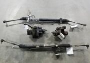 2018 Bmw 540i Steering Gear Rack And Pinion Oem 2k Miles Lkq224334547