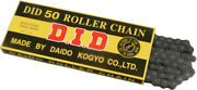 D.i.d. 520 Standard Series Motorcycle Chain Natural 520-25 Ft Street Atv Mx