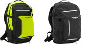 Fly Racing Illuminator Backpack Motorcycle Casual Pack With Helmet Holder