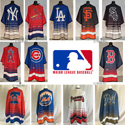 Mlb Baseball Official License My Team Cape Barber Stylist Hair Cutting Capes