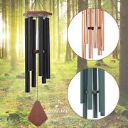 Wind Chimes Outdoor Large Deep Tone 44 Inch Sympathy Wind Chime Amazing Grace...