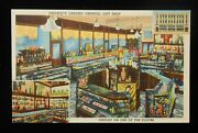 1950s Interior Chee Wo Tong Co. Chinese Emporium Oriental Gift Shop Chicago Il