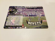 Baltimore Ravens 2013 Nfl Football Magnet Schedule - Michael's Pizza