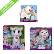 Furreal Friends Interactive Pets Choose Bootstie, Flurry Snow Leopard, Or Kami