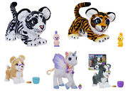 Furreal Friends Choose Ivory Tyler Starlily Lexie Ricky Interactive Plush Toy