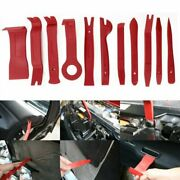 11pcs Car Panel Audio Stereo Gps Trim Moulding Removal Install Body Shop Tools